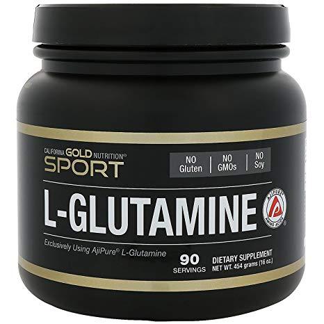 glutamine-CaliforniaGoldNutrition